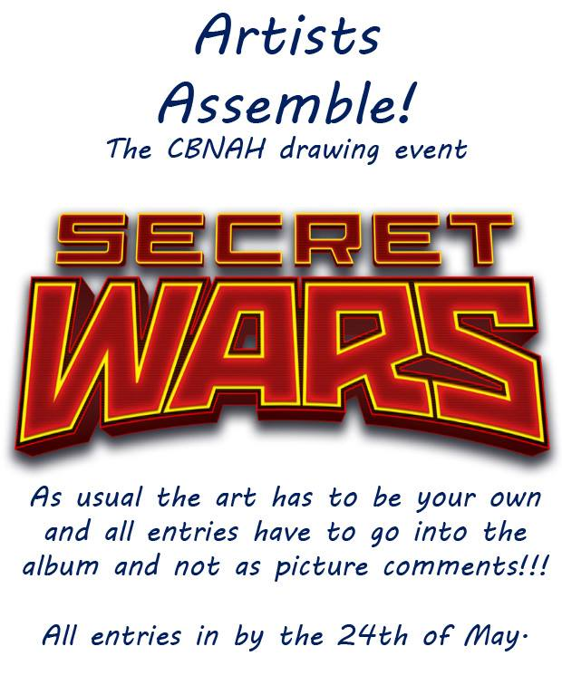 Artists Assemble : Secret Wars