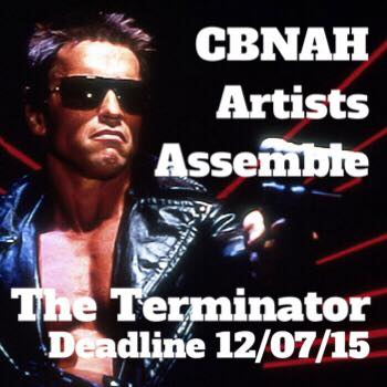 Artists Assemble: The Terminator