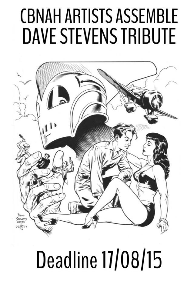 ARTISTS ASSEMBLE: DAVE STEVENS TRIBUTE