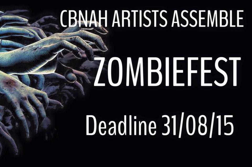 ARTISTS ASSEMBLE: ZOMBIEFEST