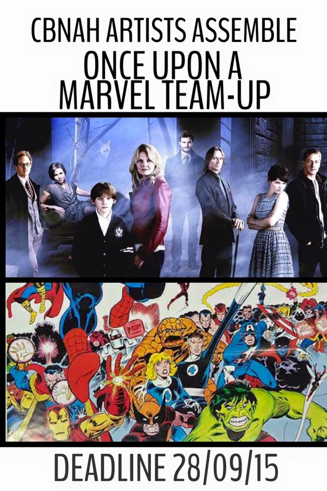 ARTISTS ASSEMBLE: ONCE UPON A MARVEL TEAM-UP