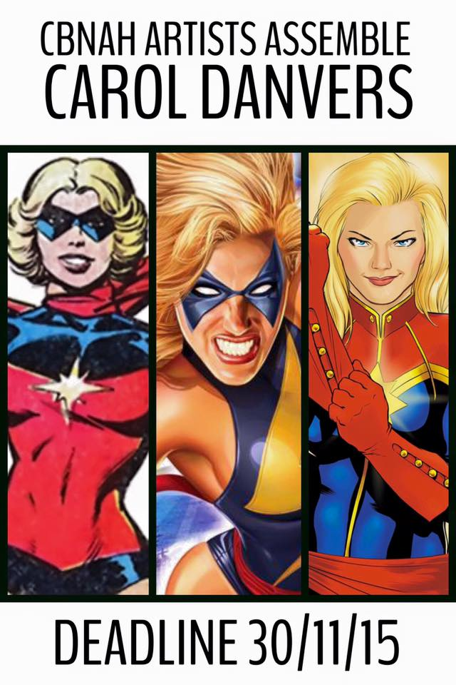 ARTISTS ASSEMBLE - CAROL DANVERS