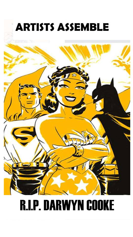 Artists Assemble: Darwyn Cooke