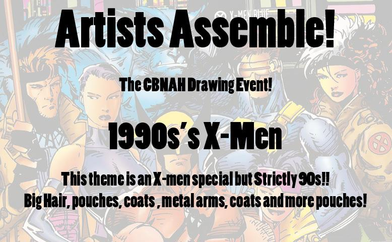 Artists Assemble : 1990s X-Men