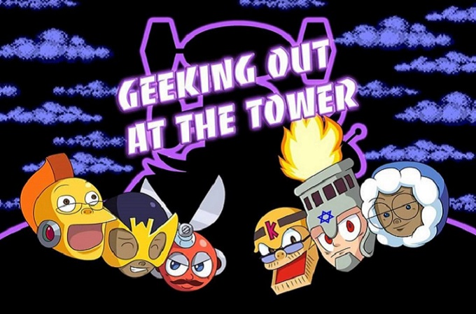 Geeking Out at the Tower Podcast Episode 35: 2015 Year End Recap