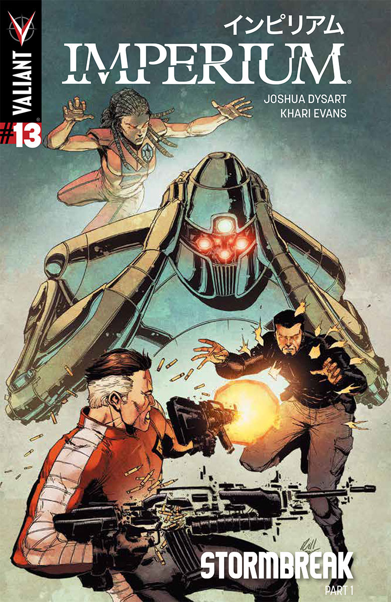 Advance Preview Imperium #13