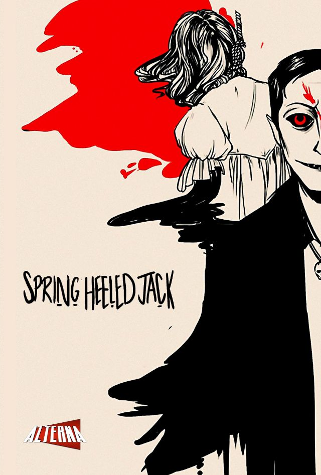 Spring-Heeled Jack Preview
