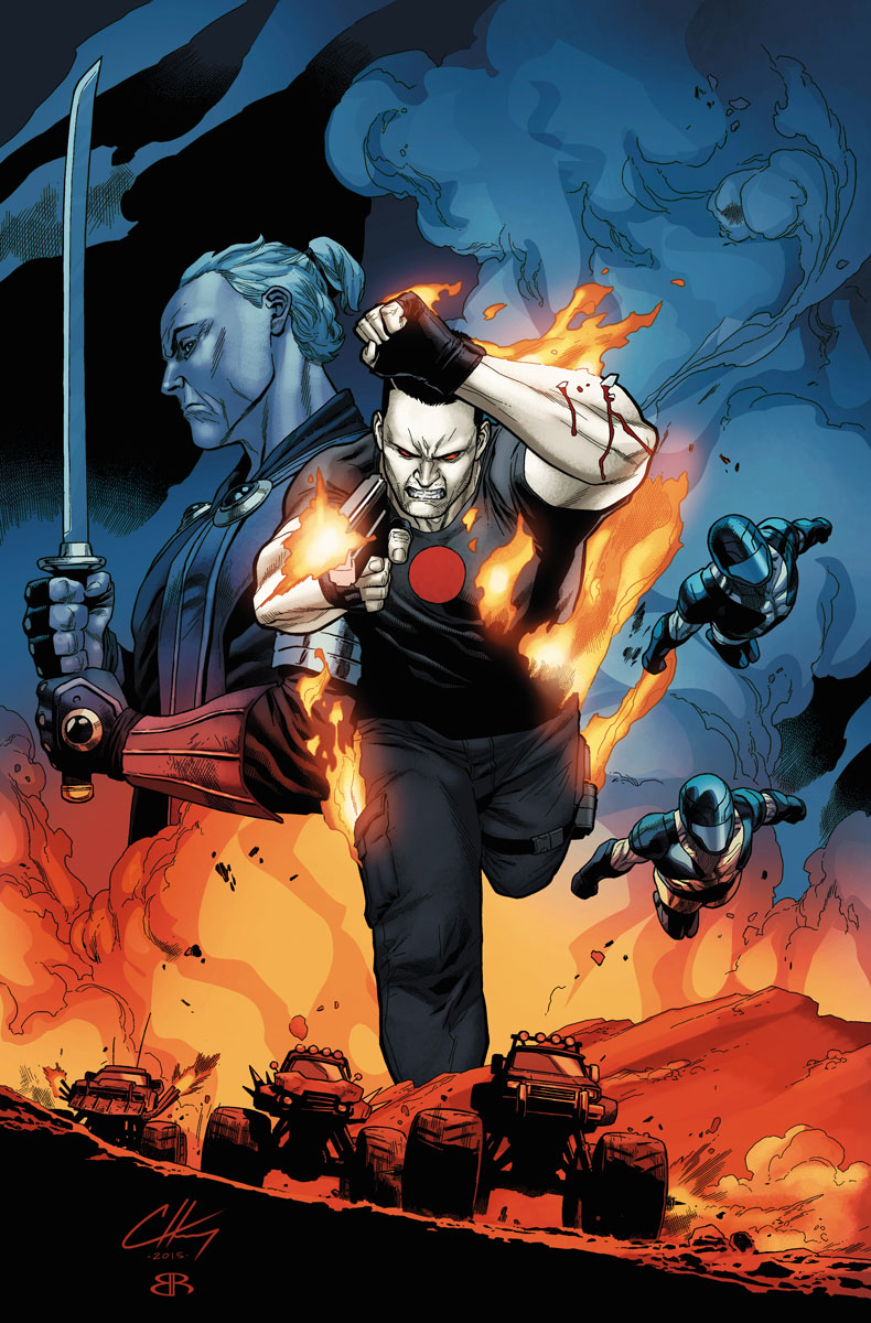Advance Preview Bloodshot Reborn #11