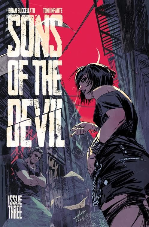 Sons Of The Devil #3 Preview