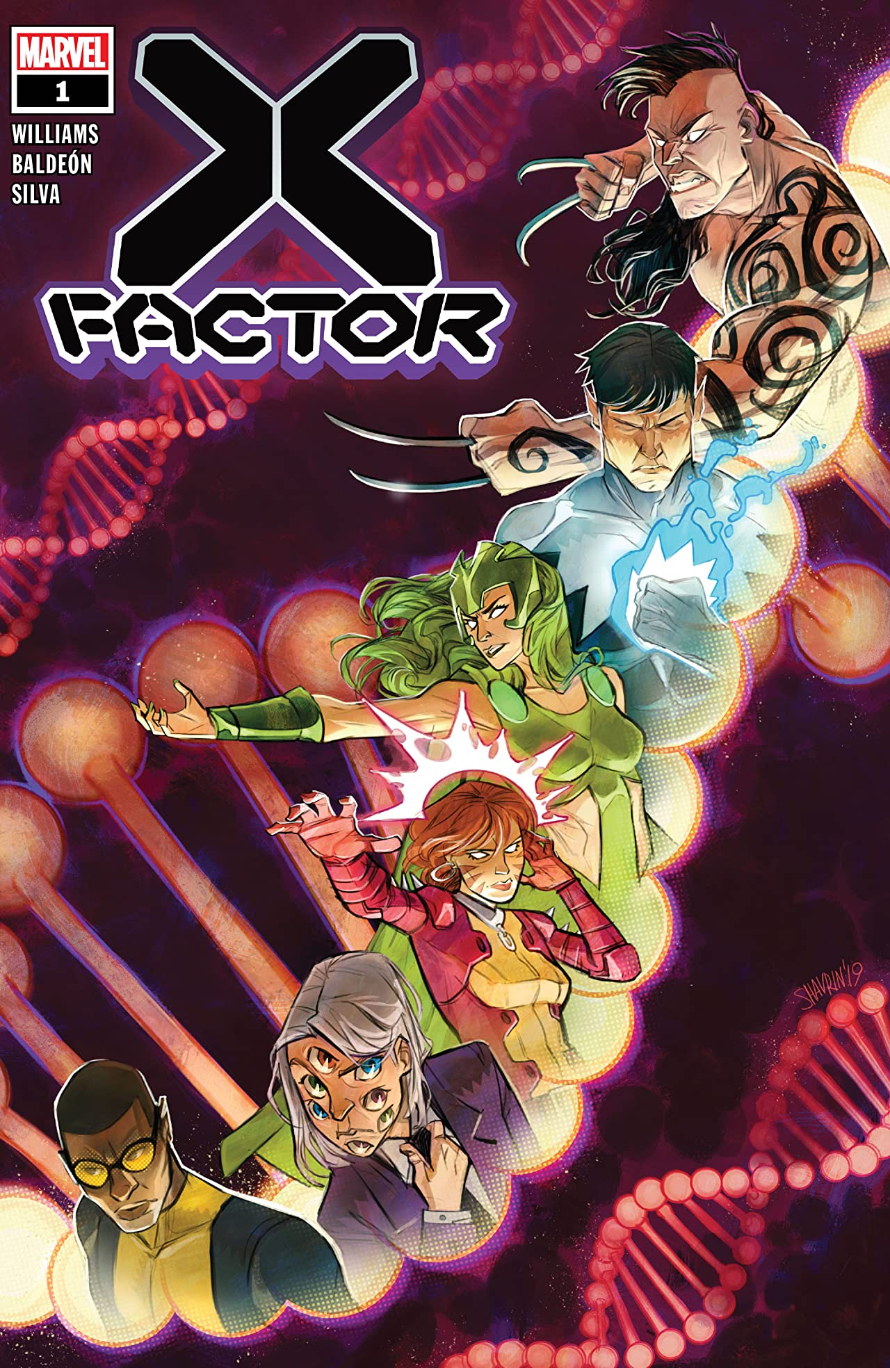 X-Factor #1 (2020) Review
