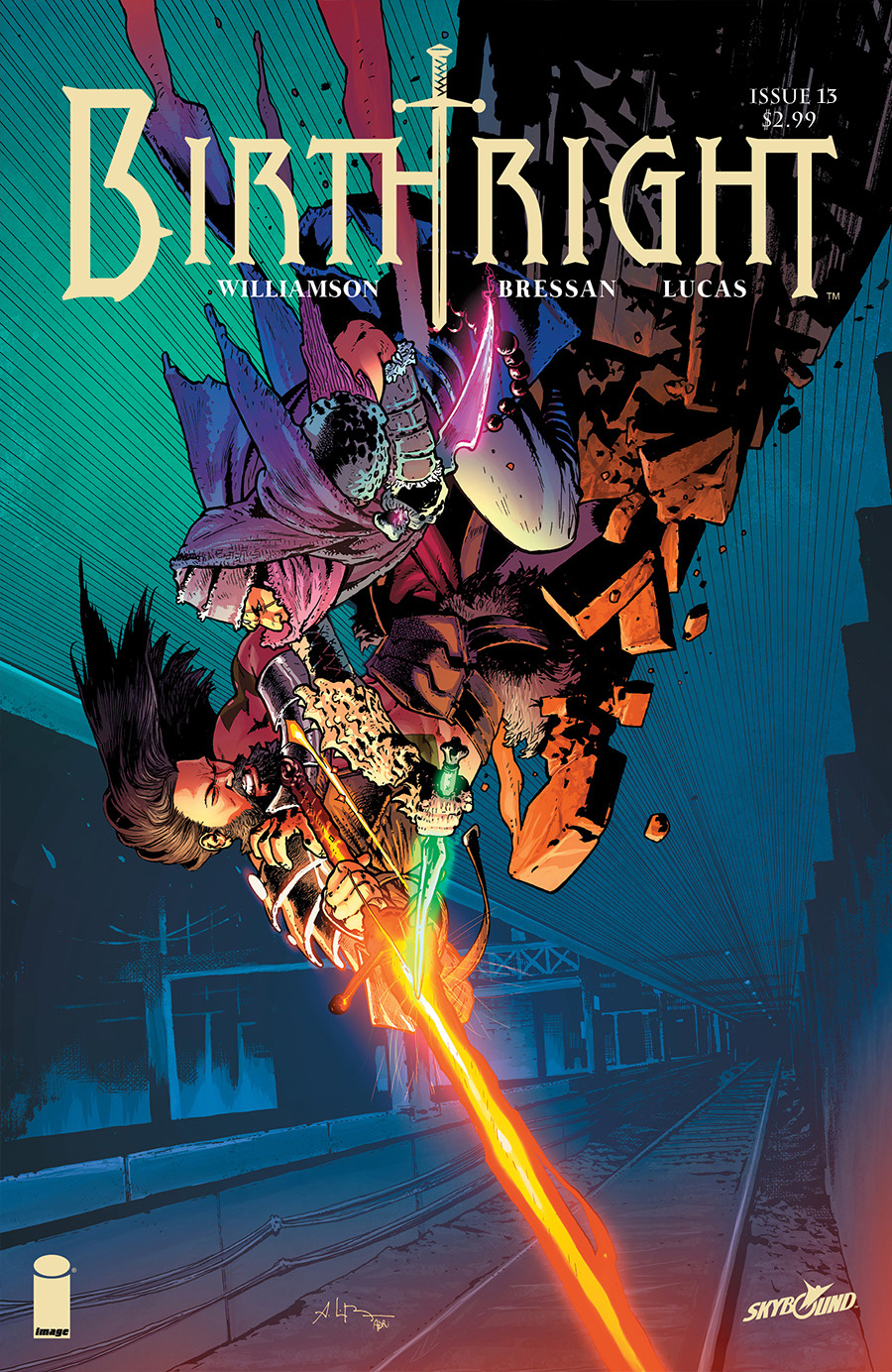 Birthright #13 Preview