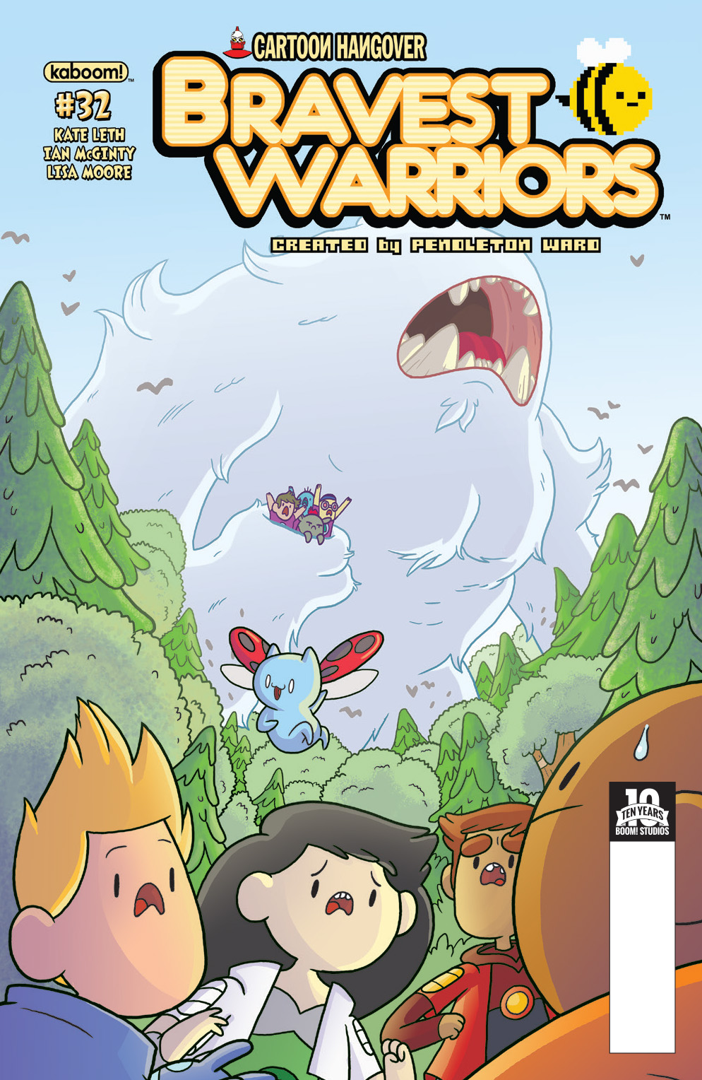 Bravest Warriors #32 Preview