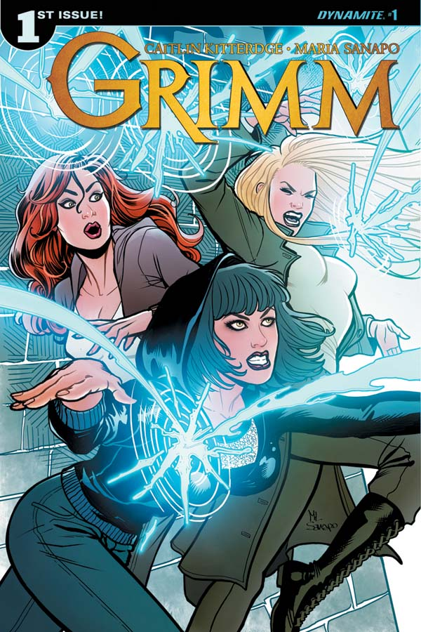 Caitlin Kittredge to Write All-New Grimm Comic Series