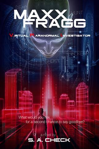 The Paranormal and Virtual Reality Collide with Ink Smith Publications' Release of Maxx Fragg, V.P.I.