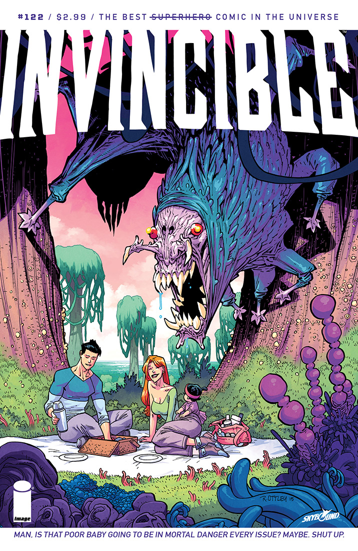 Skybound Previews for 08-19-15