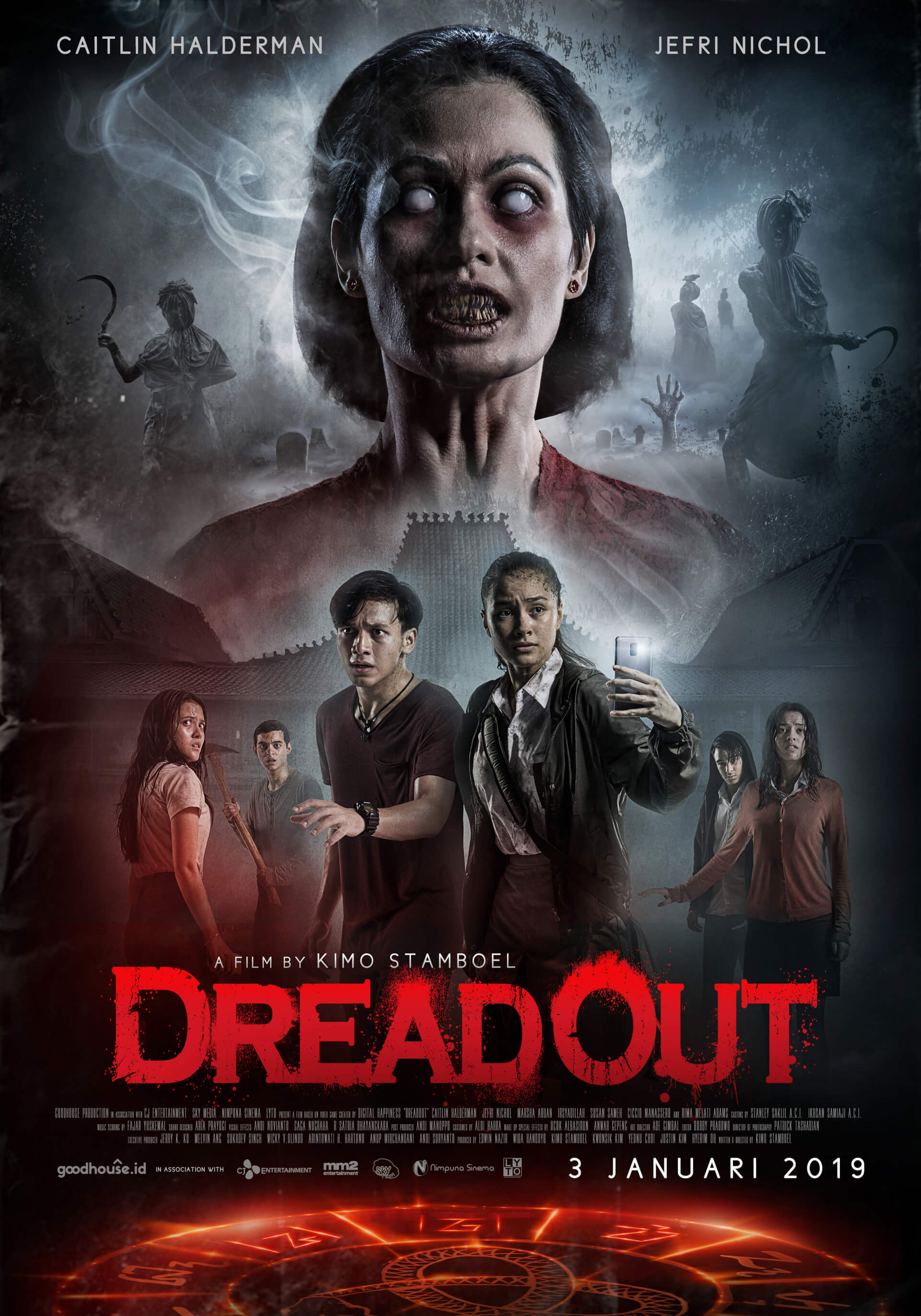 Fantasia 2019: Dreadout Review
