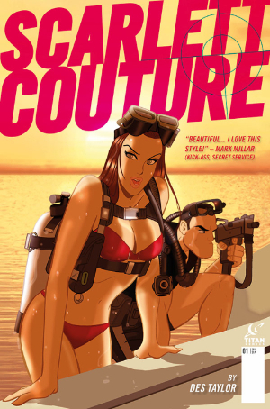 Preview: Scarlett Couture #1