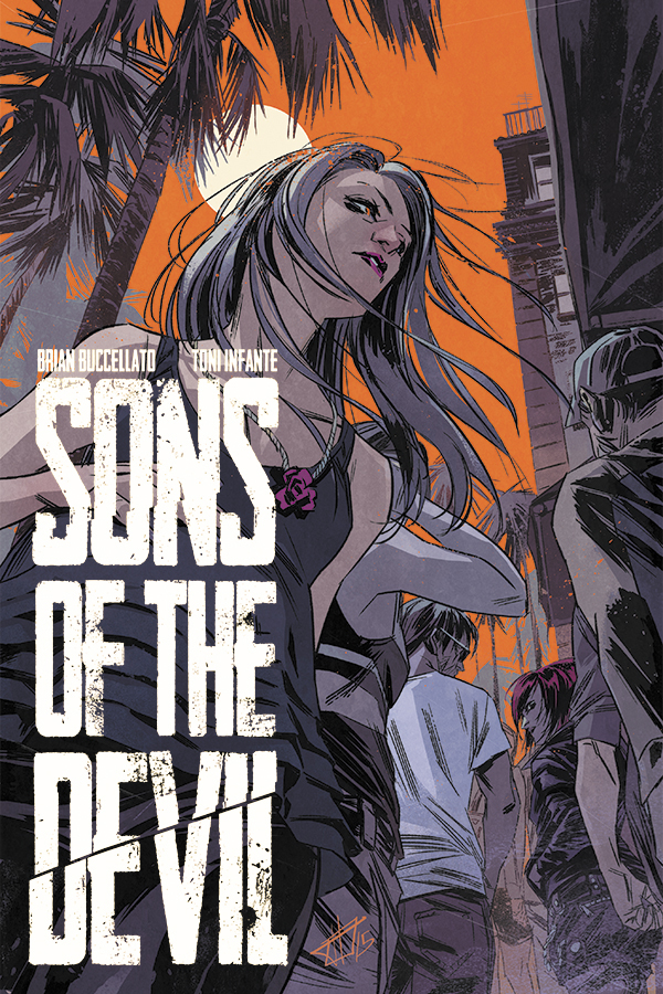 Sons Of The Devil #4 Advance Preview