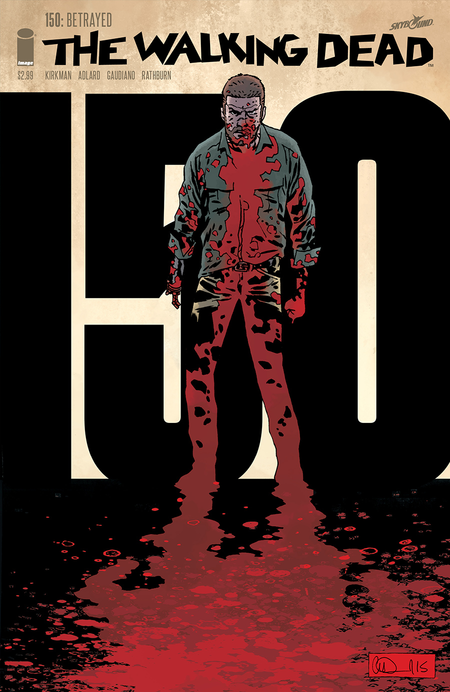 Skybound Solicitations for January 2016