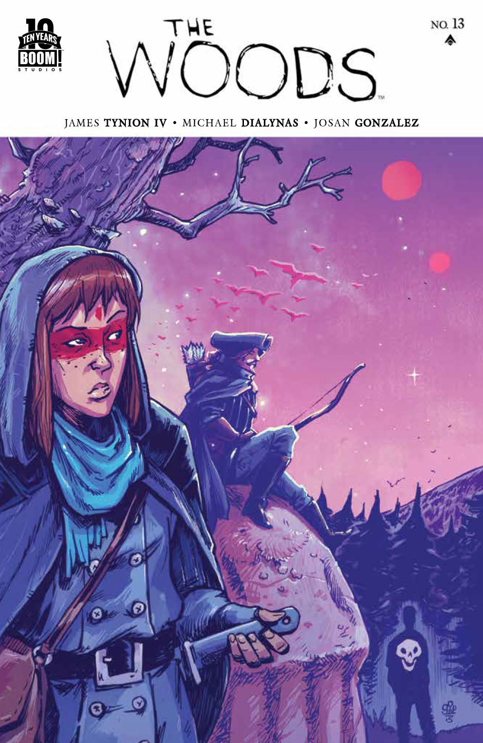 The Woods #13 Preview