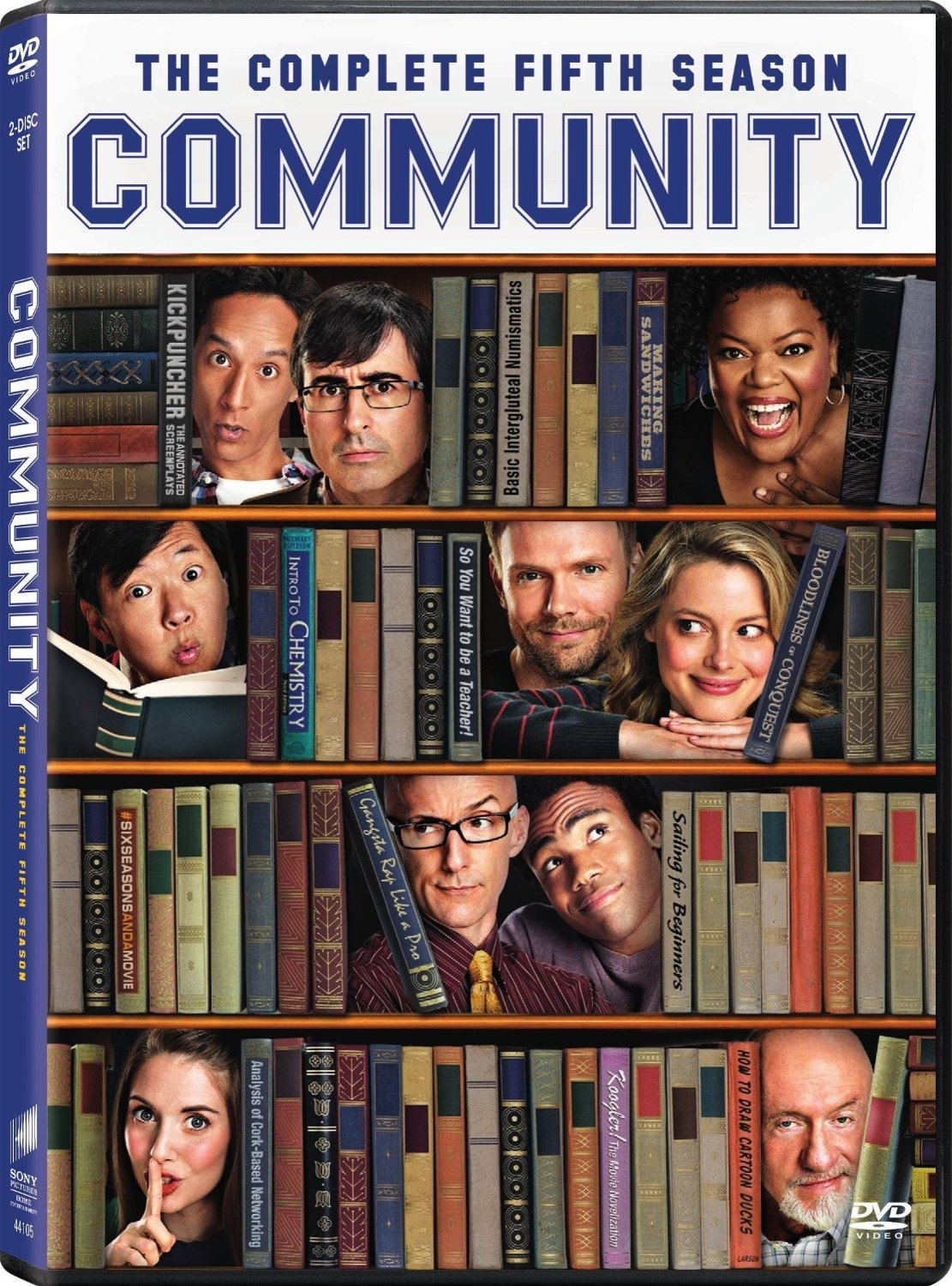 Community Will Be Getting a Sixth Season on Yahoo Screen