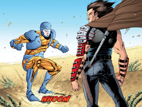 Valiant Previews for 07-15-15