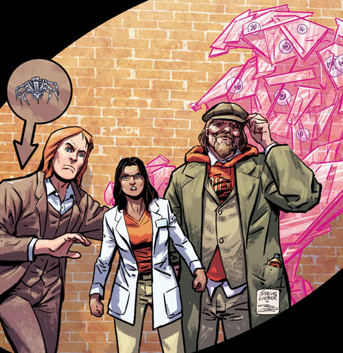 "Fred Van Lente and Francis Portela Begin ""BREAKING HISTORY"" in IVAR, TIMEWALKER #5 – An All-New Story Arc Coming in May!"