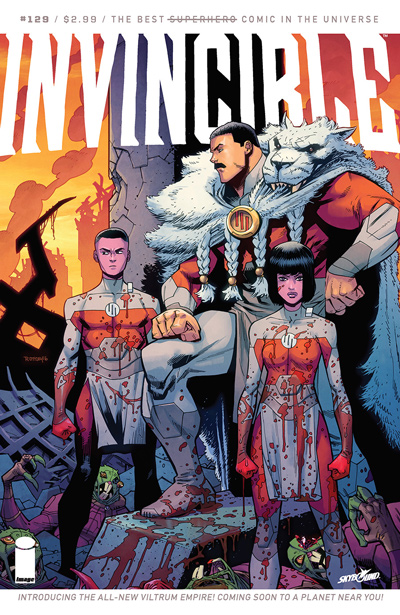 Skybound June 2016 Solicitations