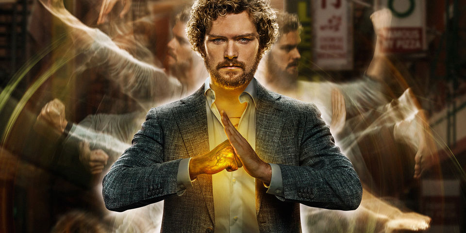 Netflix's Iron Fist is Out Now