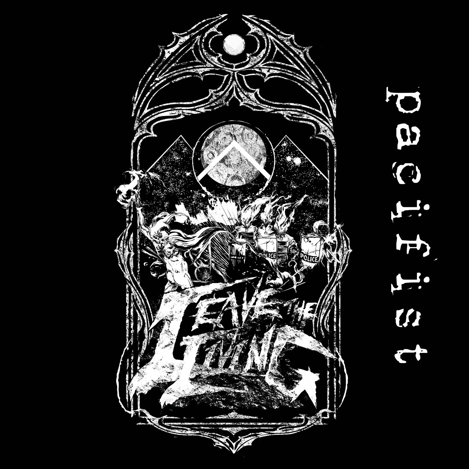 LEAVE THE LIVING Streaming New Track Sink or Swim for Upcoming Debut Album