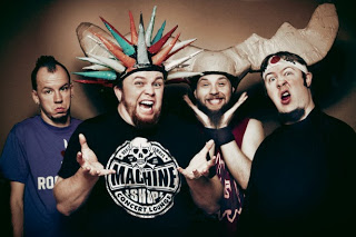 "CBNAH Interview with Rob ""Rawrb"" Kersey of Psychostick"