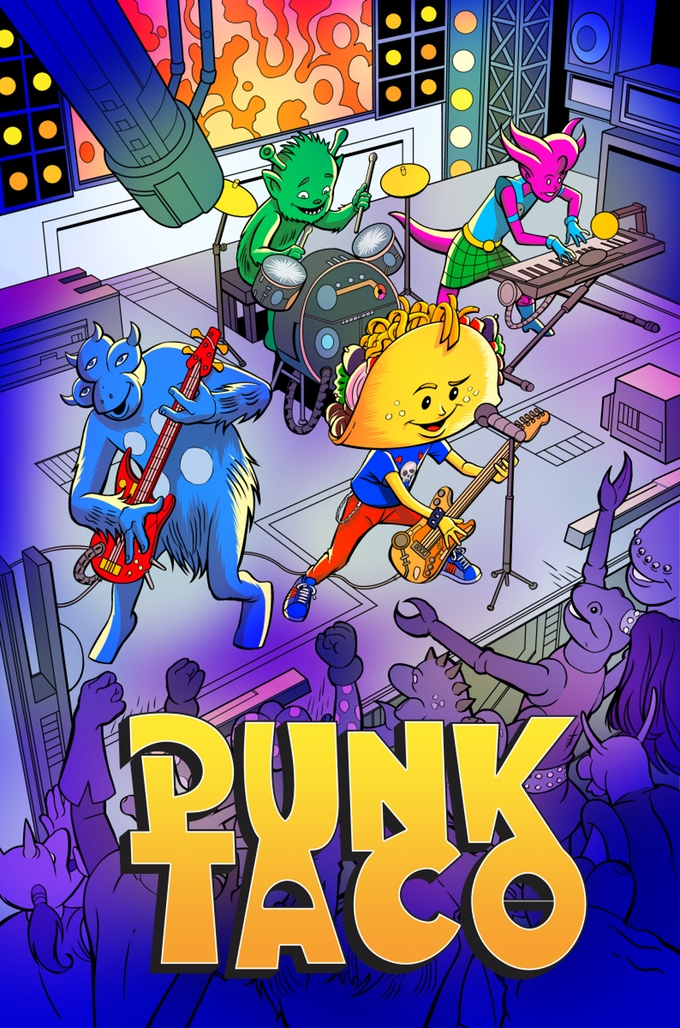 Punk Taco Is Made up of Love and Peace: Interview with Adam Wallenta