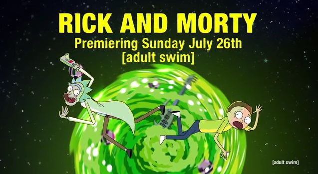 Rick and Morty To Appear on The Simpsons Season Finale