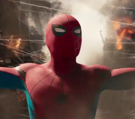 New Spider-Man Homecoming Trailer