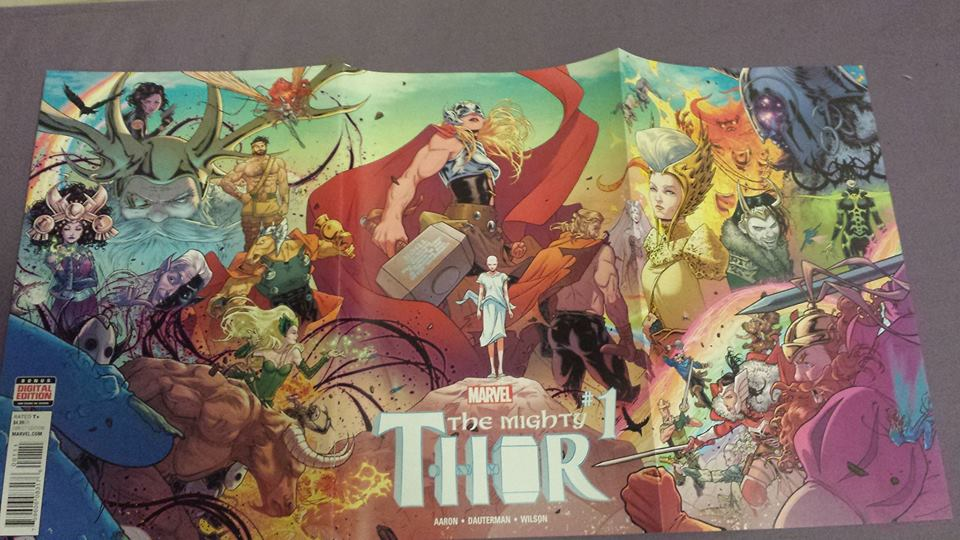 The Mighty Thor #1 Review