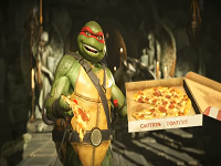 Injustice 2 Trailer for the TMNT